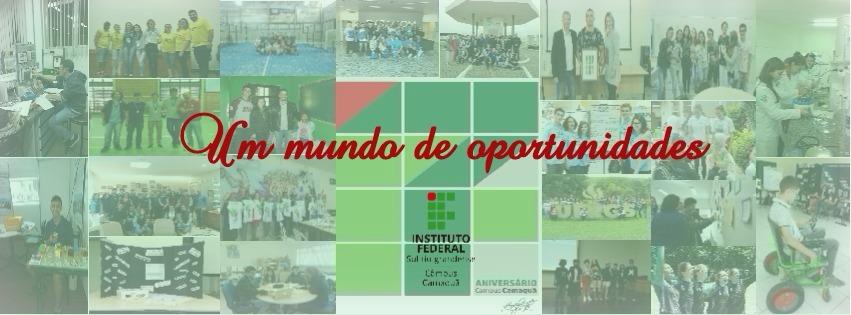 Mundo de oportunidades